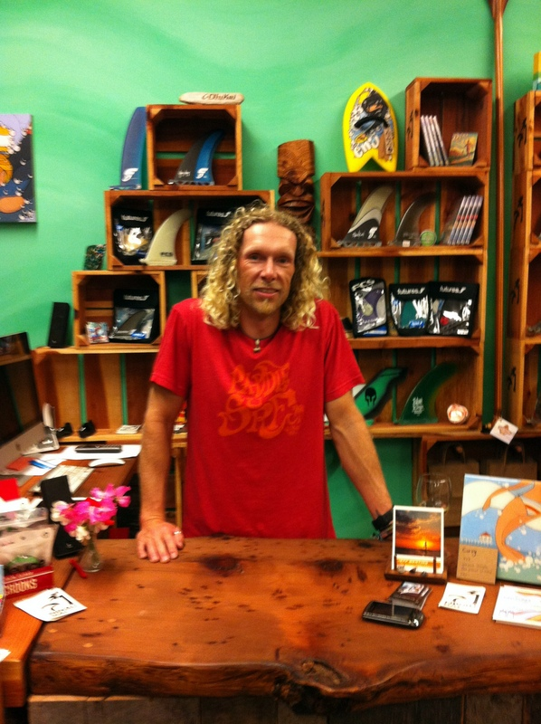 Jason Shanks, Owner of Nikau Kai