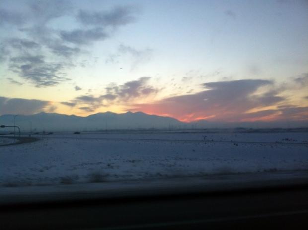 The desolation of Utah...