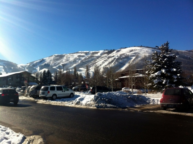 The mountains surrounding Park City are absolutely pristine and beautiful in every way!